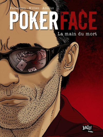 Couverture poker face tome 2