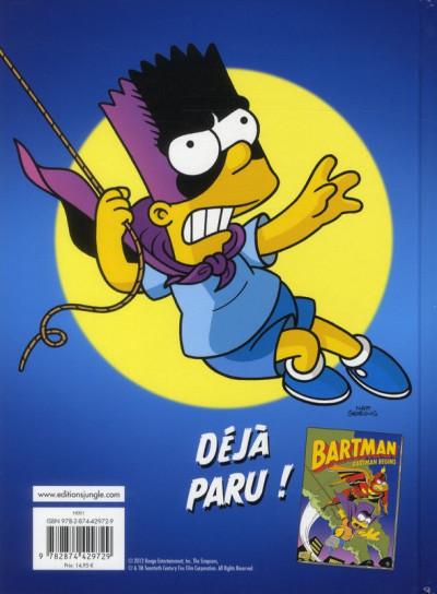 Dos Bartman tome 2 - Bartman returns