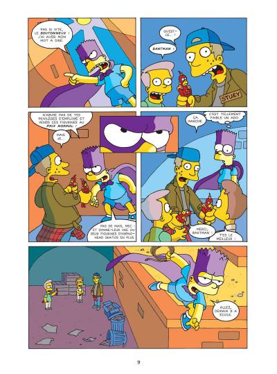 Page 2 Bartman tome 2 - Bartman returns