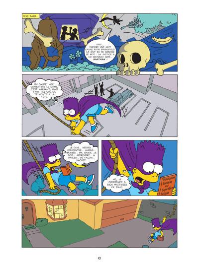 Page 3 Bartman tome 2 - Bartman returns