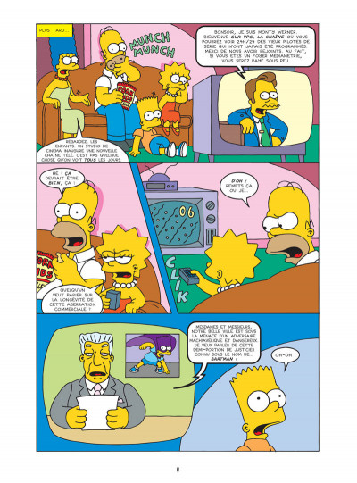 Page 4 Bartman tome 2 - Bartman returns