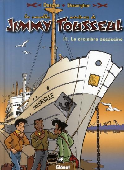 image de les nouvelles aventures de jimmy tousseul tome 3 - philippeville