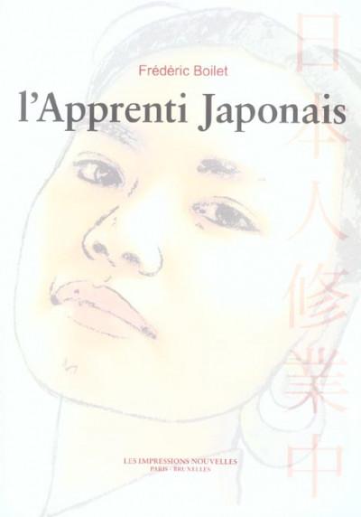 Couverture l'apprenti japonais