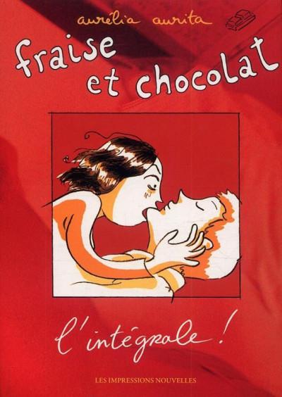 Couverture fraise et chocolat - intégrale