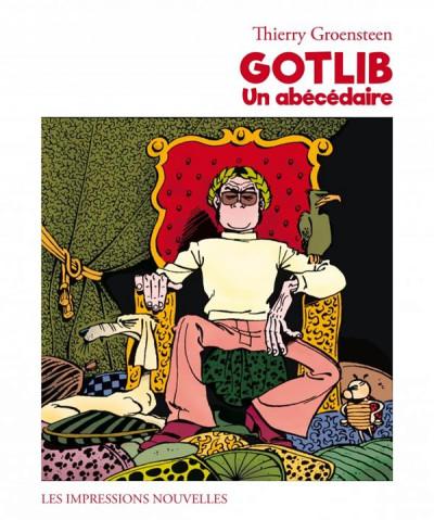 Couverture Gotlib - Un abécédaire
