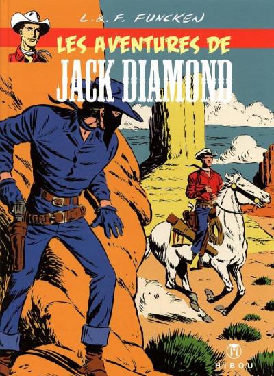 Couverture Jack Diamond - intégrale