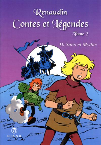 image de Le jeune Renaudin tome 2 - contes et légendes
