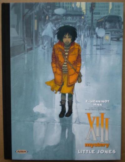 image de XIII Mystery tome 3 - Little Jones (édition 2011)