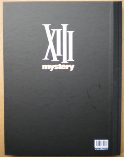 Couverture XIII Mystery tome 3 - Little Jones (éd. 2011)