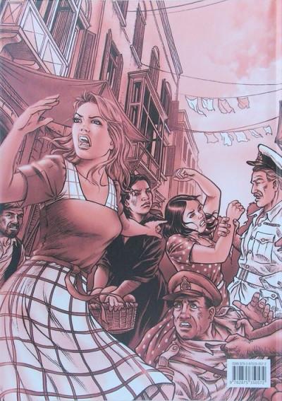 Dos Betty & Dodge - tirage de luxe tome 8 - Voir Berlin et mourir
