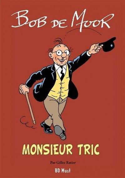 Couverture Monsieur Tric - intégrale