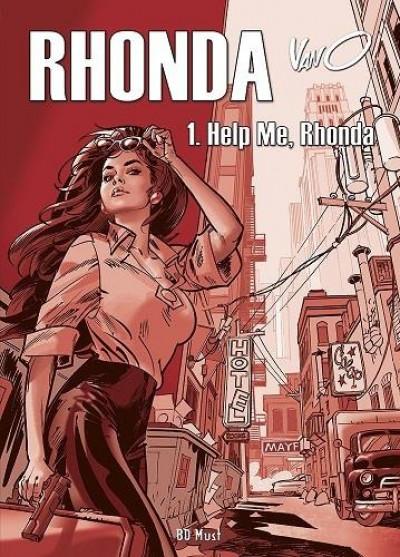 Couverture Rhonda tome 1