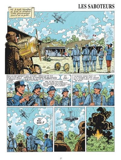 Page 1 les diables bleus ; intégrale