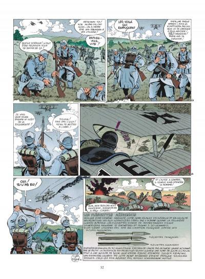 Page 2 les diables bleus ; intégrale