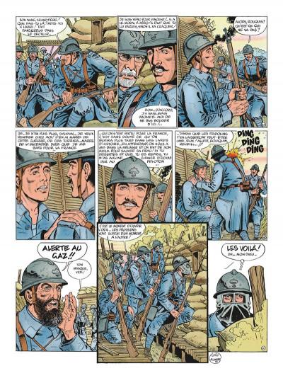 Page 3 les diables bleus ; intégrale