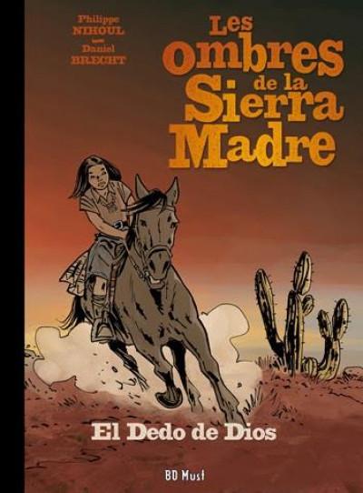Couverture Les ombres de la Sierra Madre tome 3