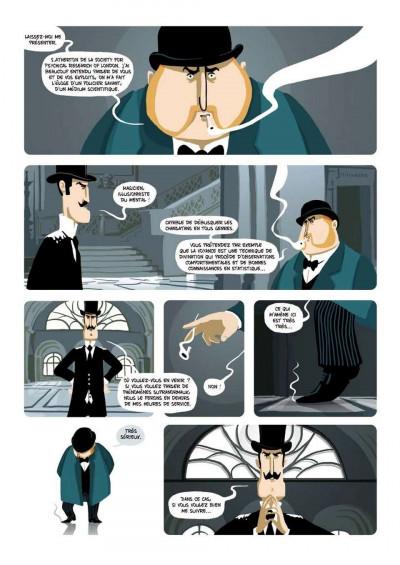 Page 7 les promeneurs du temps tome 1 - l'équation interdite