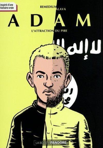 Couverture Adam L'attraction du pire