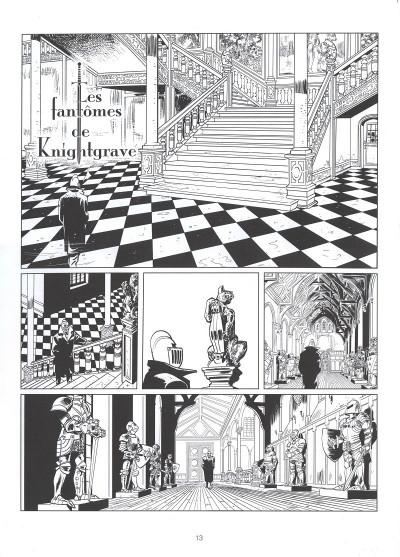Page 1 Choc - tirage de tête tome 1