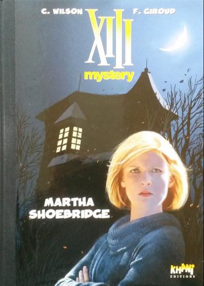 Couverture XIII Mystery - tirage de tête tome 8 - Martha shoebridge