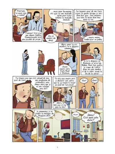 Page 6 les filles tome 3 - action ou vérité