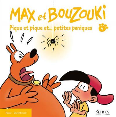 image de Max et Bouzouki tome 4 - pique et nique et... petites paniques