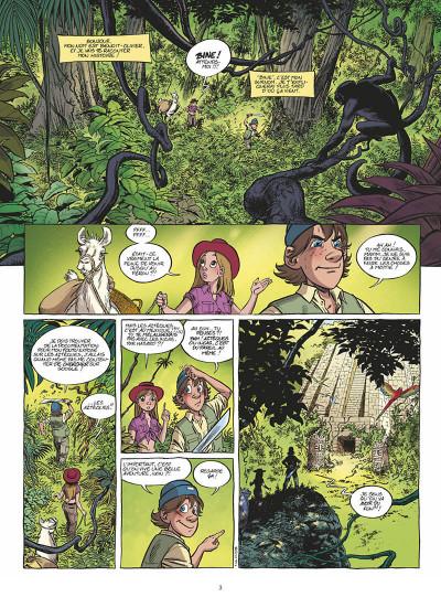 Page 4 l'incroyable histoire de Benoît Olivier tome 1 - Waf le chien