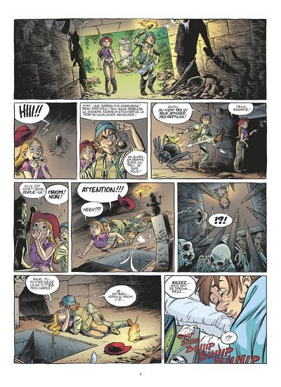 Page 5 l'incroyable histoire de Benoît Olivier tome 1 - Waf le chien