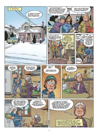 Page 5 L'incroyable histoire de Benoît Olivier tome 2