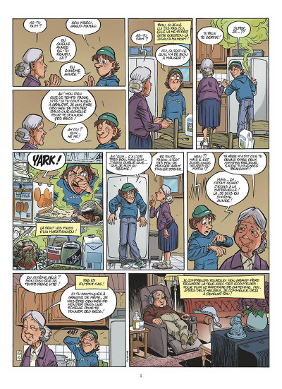 Page 6 L'incroyable histoire de Benoît Olivier tome 2