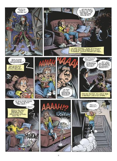Page 7 L'incroyable histoire de Benoît Olivier tome 2