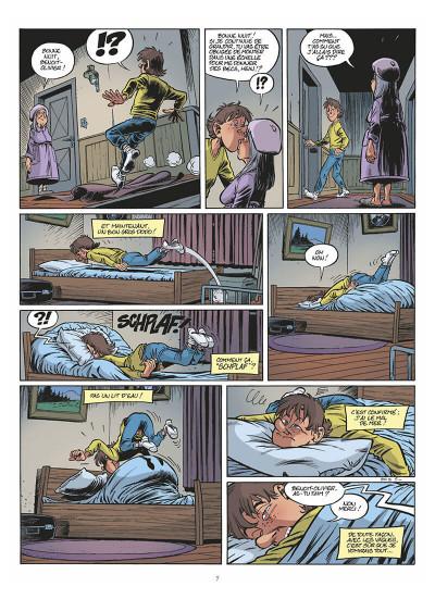 Page 8 L'incroyable histoire de Benoît Olivier tome 2