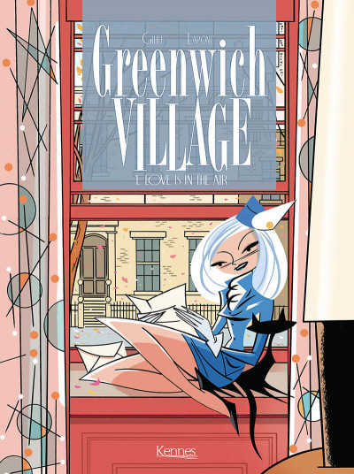Couverture Greenwich village tome 1