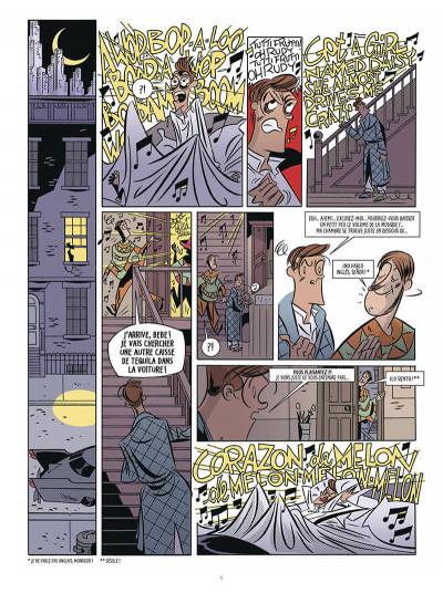 Page 7 Greenwich village tome 1