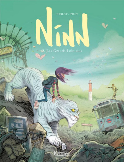 Couverture Ninn tome 2