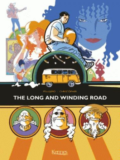 Couverture The long and winding road