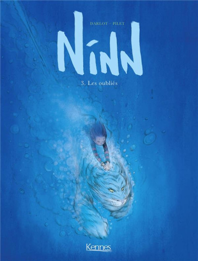 Couverture Ninn tome 3