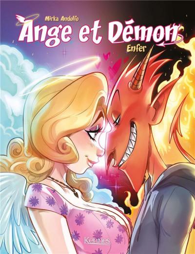 Couverture Ange et démon tome 1