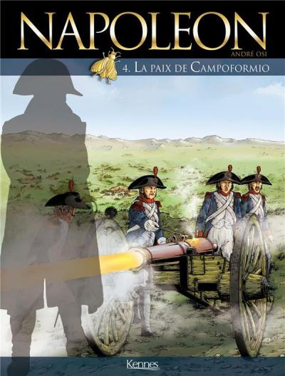Couverture Napoléon tome 4