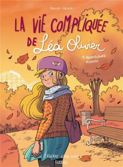 Couverture La vie compliquée de Léa Olivier tome 7