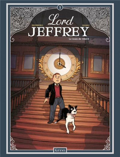 Couverture Lord Jeffrey tome 1