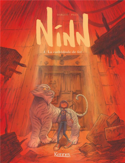 Couverture Ninn tome 4