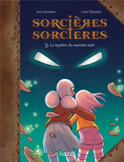 Couverture Sorcières sorcières tome 5