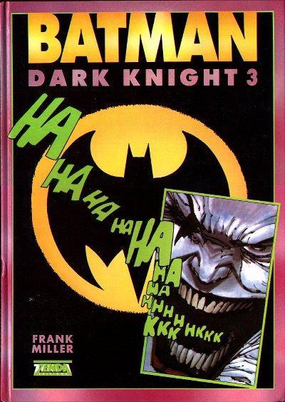 Couverture Batman - Dark Knight tome 2 - La Traque (éd. 1989)