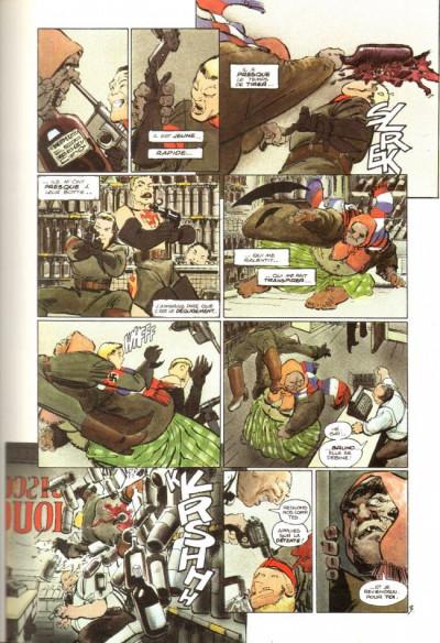 Page 1 Batman - Dark Knight tome 2 - La Traque (éd. 1989)