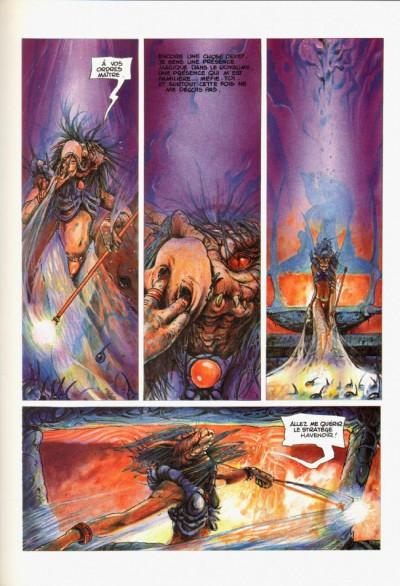 Page 1 Allande tome 2 - le secret d'alcante
