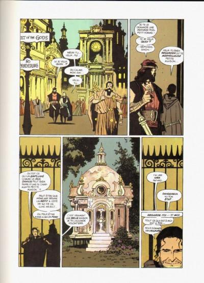 Page 1 Le cycle des épées tome 3 - prix de l'oubli