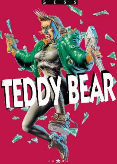 Couverture teddy bear tome 1 - teddy bear