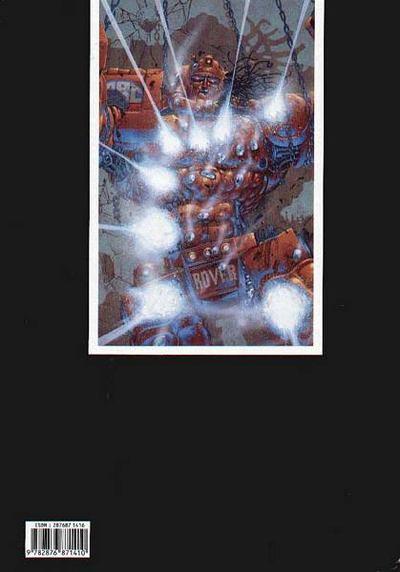 Dos ABC warriors (Zenda) tome 2 - la 7ème tête
