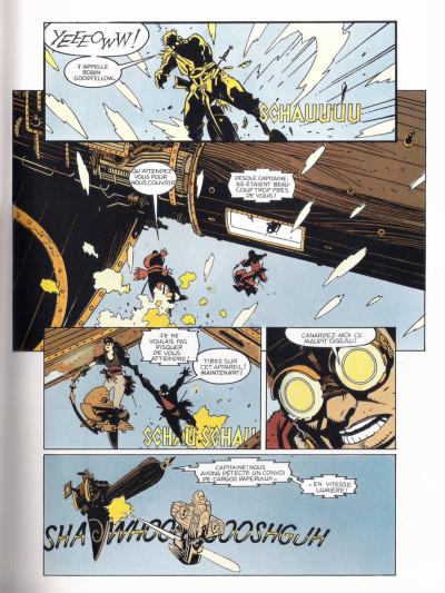 Page 1 Ironwolf - feux de la révolution